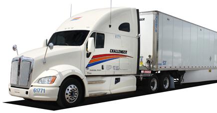 Challenger rebrands in 2012
