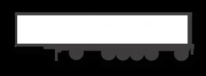 Multi-Axle Flat Deck Rolltite