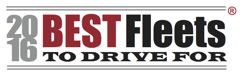 2016 Best Fleets to Drive For
