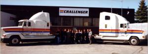 Challenger Crew in Montreal