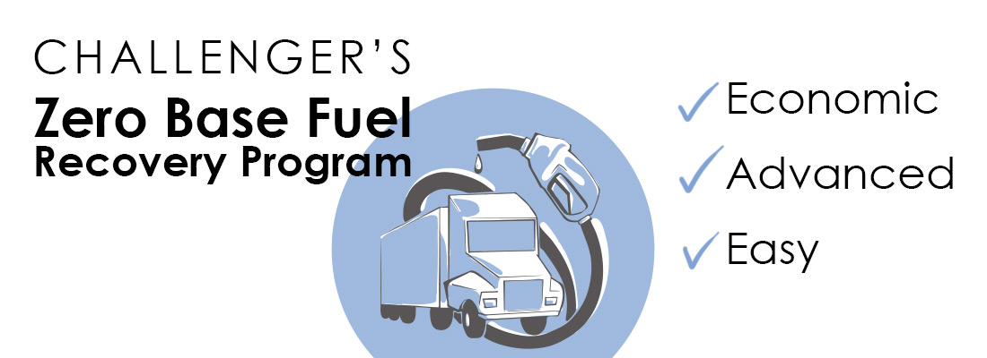 Zero Base Fuel Recovery Program - Don't Worry, It's Easy!