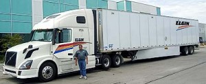 Regional division Elgin Motor Freight