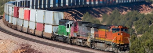 Intermodal Rail Shipping Solutions