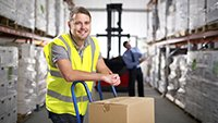 Warehousing and logistic management services