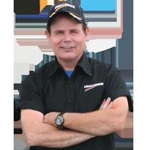 Bulk driver Doug Mello