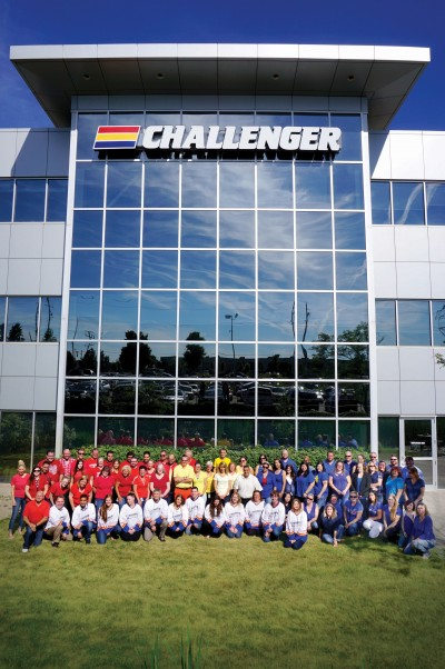 Challenger Headquarters Cambridge Ontario Staff