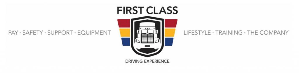 Challenger Motor Freight First Class Driving Experience Pillars Logo