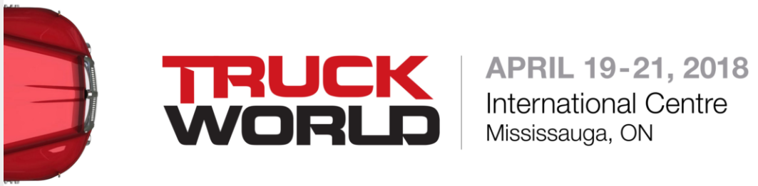 truck world event in Mississauga April 2018